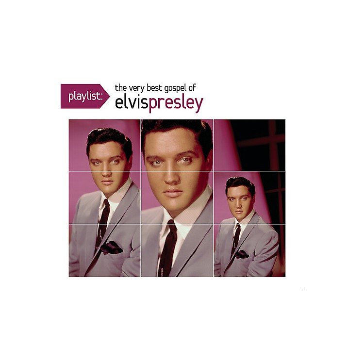 AllianceElvis Presley - Playlist: Very Best Gospel Of Elvis Presley (CD)