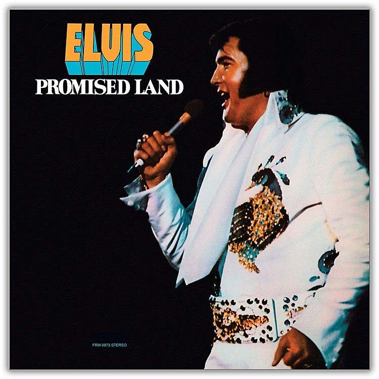 RED Elvis Presley - Promised Land