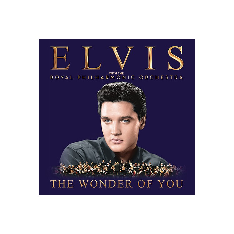 Alliance Elvis Presley - The Wonder Of You: With The Royal Philharmonic Orchestra (CD)