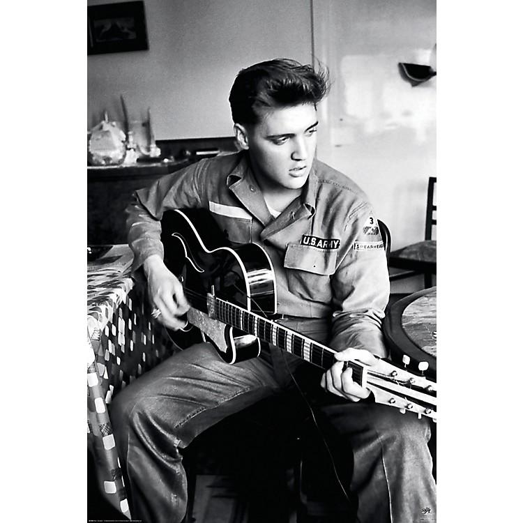 Hal LeonardElvis Presley - Wall Poster