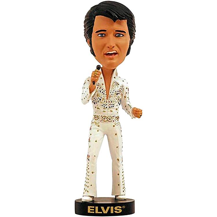 Entertainment EarthElvis Presley Aloha Bobble Head