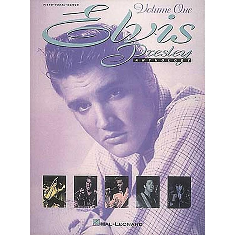 Hal LeonardElvis Presley Anthology Volume 1 Piano, Vocal, Guitar Songbook