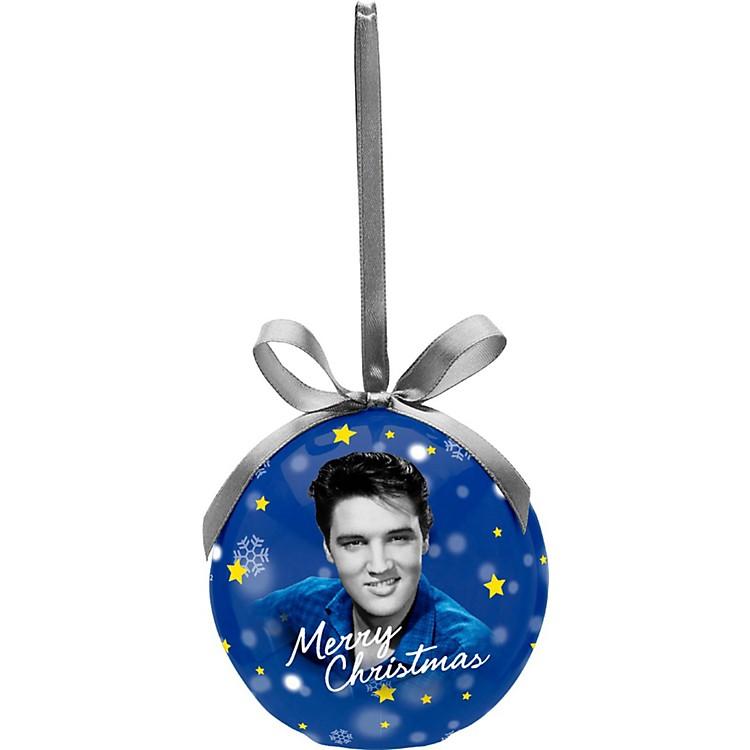 VandorElvis Presley Decoupage LED Christmas Ornament