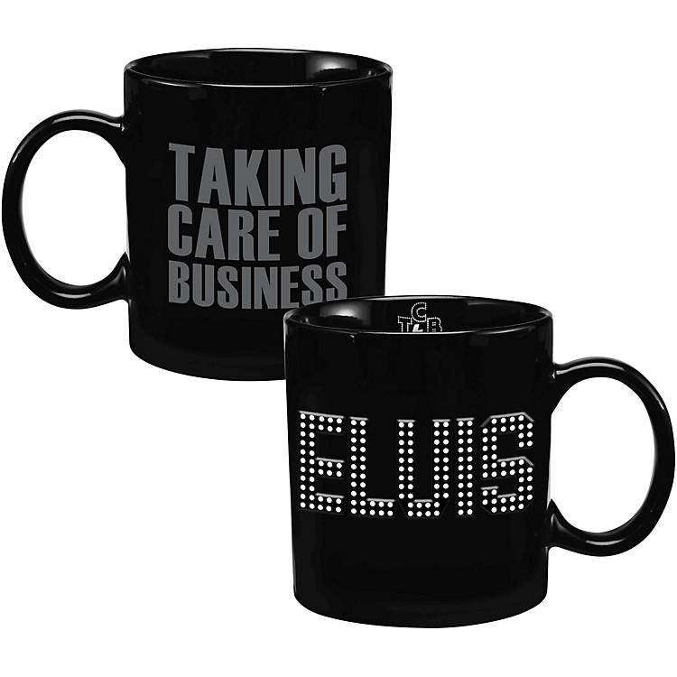 VandorElvis Presley Taking Care of Business 20 oz. Ceramic Mug