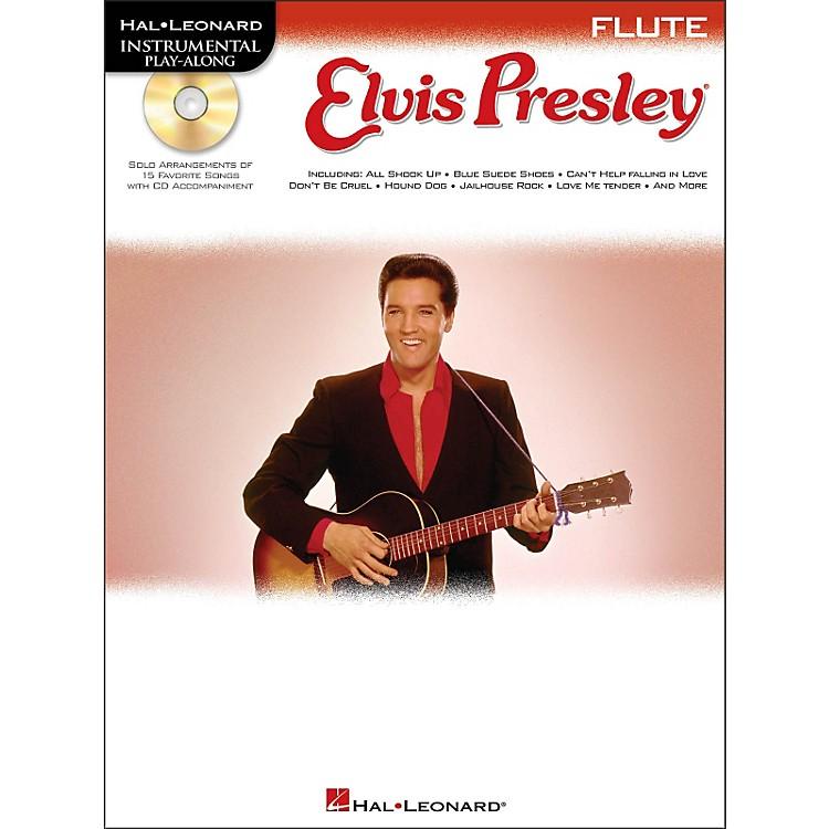 Hal LeonardElvis Presley for Flute - Instrumental Play-Along Book/CD Pkg