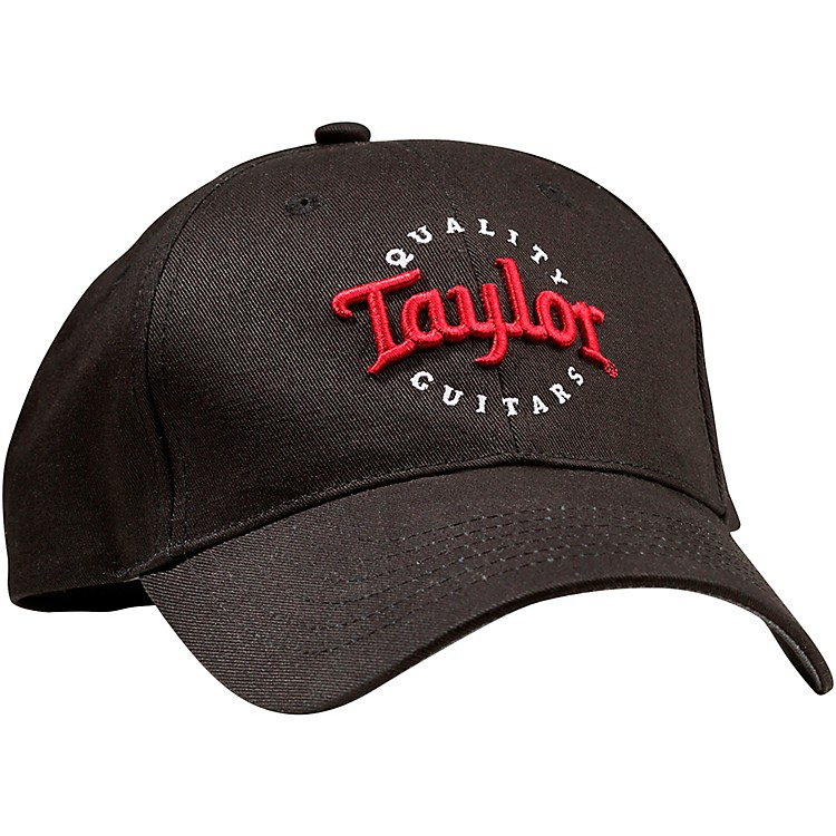 TaylorEmbroidered Logo CapOne Size Fits All