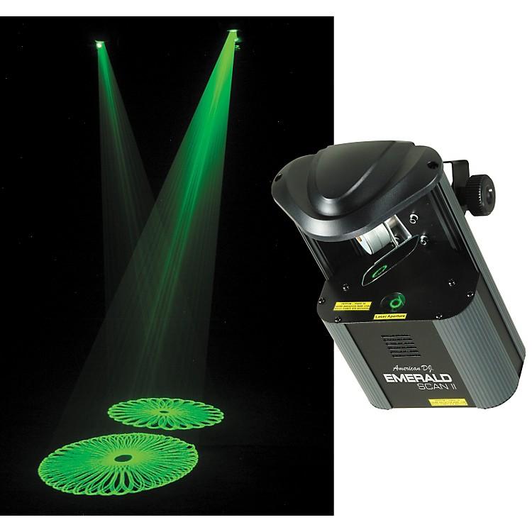 American DJEmerald Scan II Green Laser System