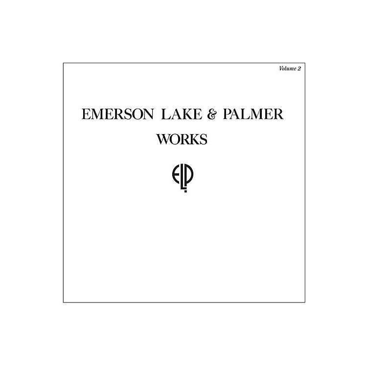 Alliance Emerson Lake & Palmer - ELP  Works, Volume 2