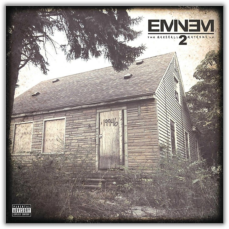 Universal Music Group Eminem - The Marshall Mathers LP 2