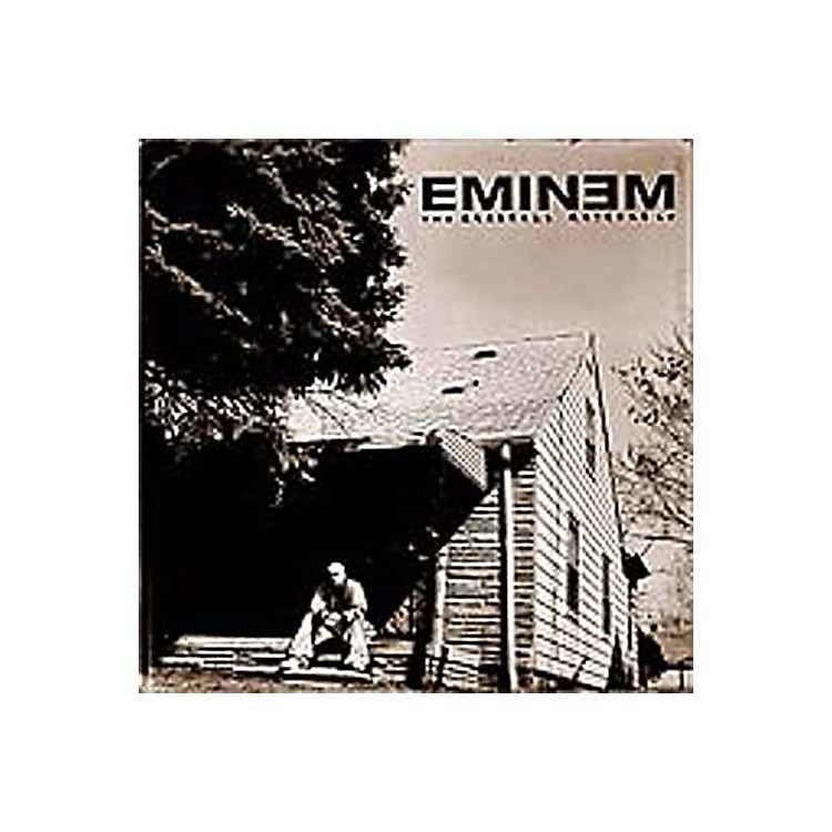 Universal Music Group Eminem - The Marshall Mathers LP