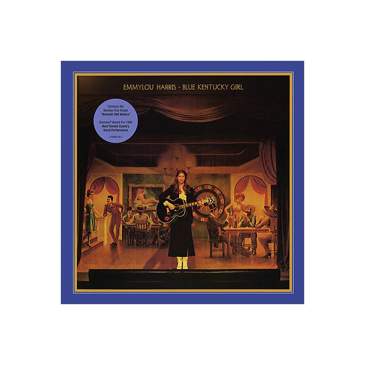 AllianceEmmylou Harris - Blue Kentucky Girl