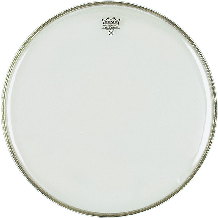 Remo Emperor Clear Bass Drumhead  20 in.