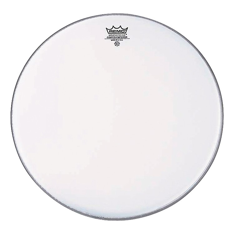 remo emperor coated drum head music123. Black Bedroom Furniture Sets. Home Design Ideas