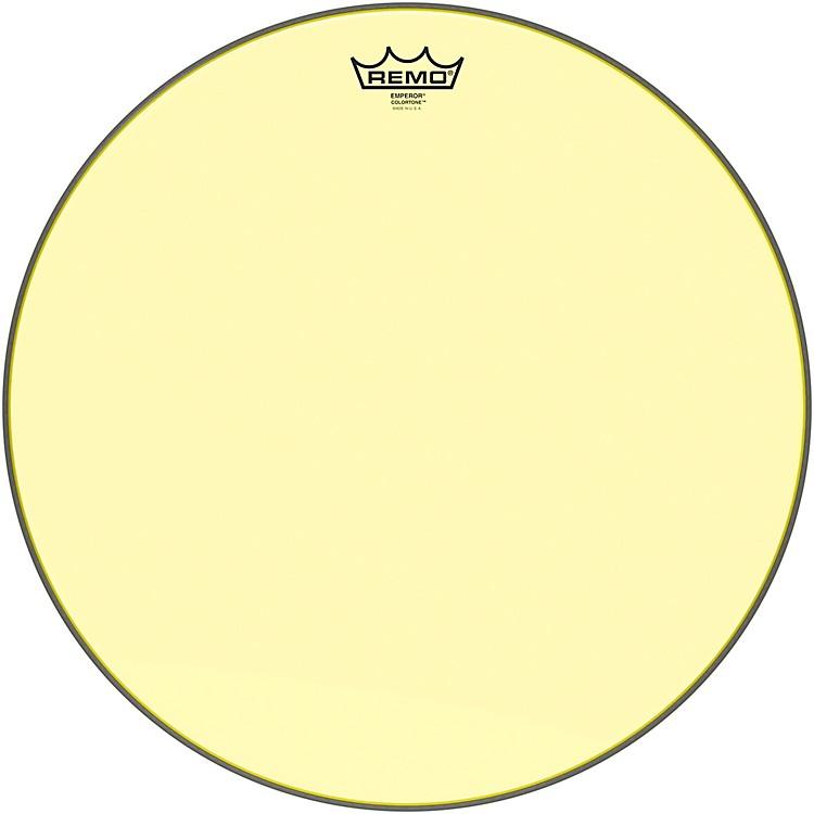 RemoEmperor Colortone Yellow Drum Head13 in.