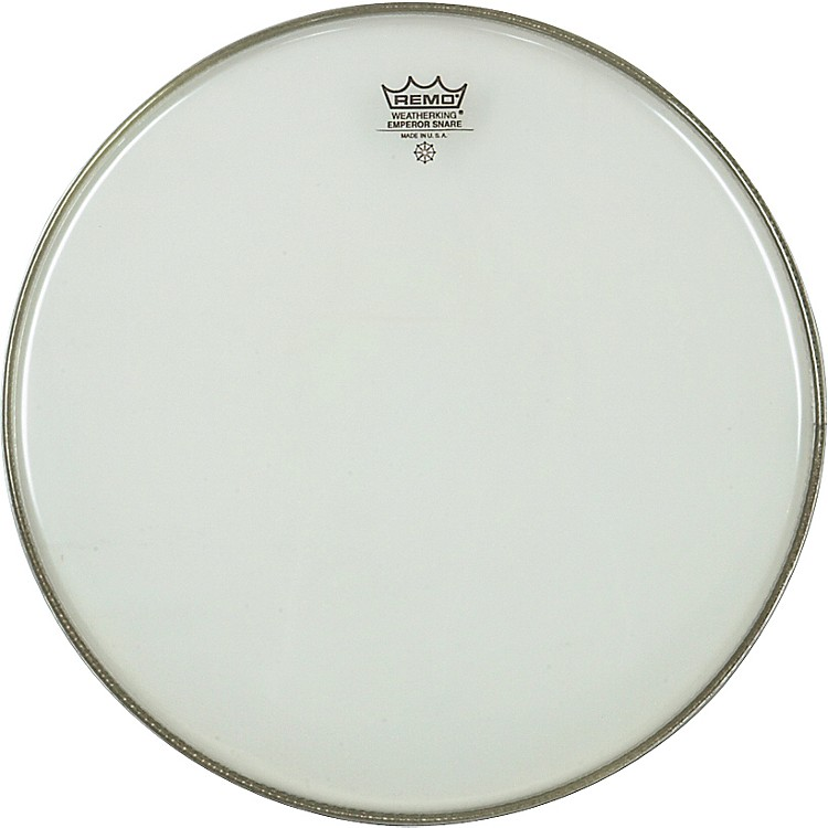 Remo Emperor Snare Side Head  14 in.