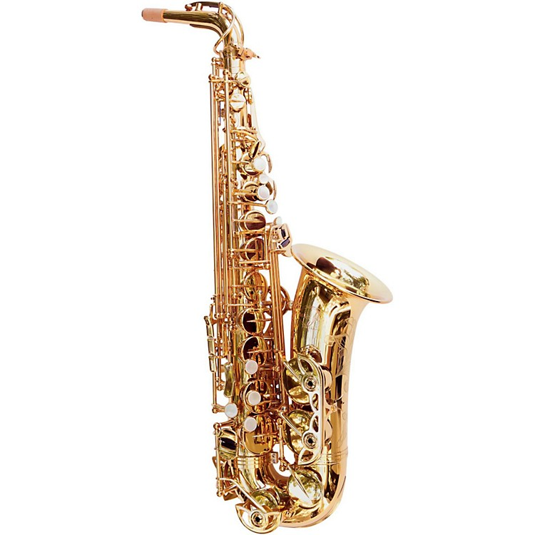 MACSAXEmpyreal Alto SaxophoneHoney Gold Lacquer