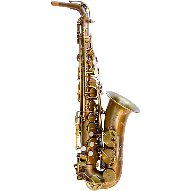MACSAX Empyreal Alto Saxophone Vintage Bare Brass