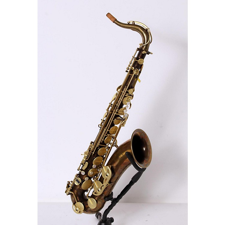 MACSAXEMPYREAL Tenor SaxophoneVintage with Matte Gold Keys888365632674