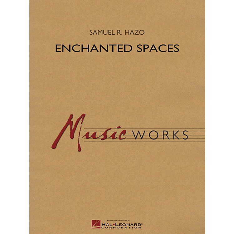 Hal Leonard Enchanted Spaces - Music Works Series Grade 4