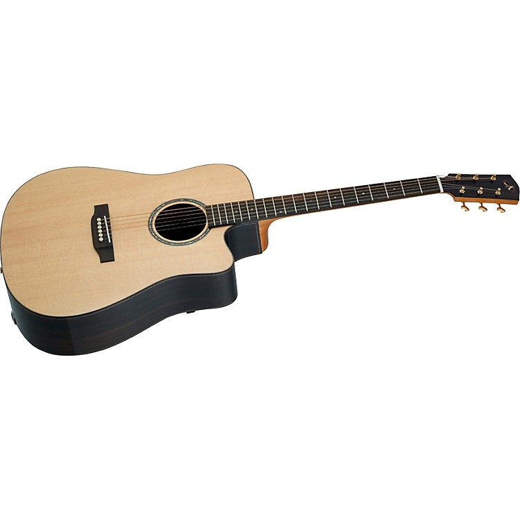 BedellEncore BSDCE-28-G Dreadnought Cutaway Acoustic-Electric Guitar