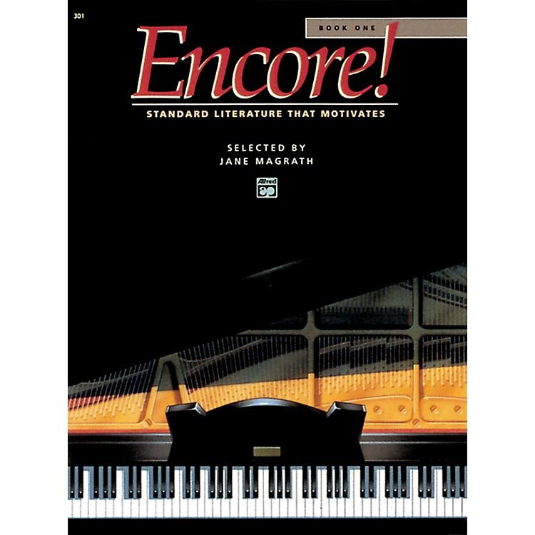 AlfredEncore! Book 1