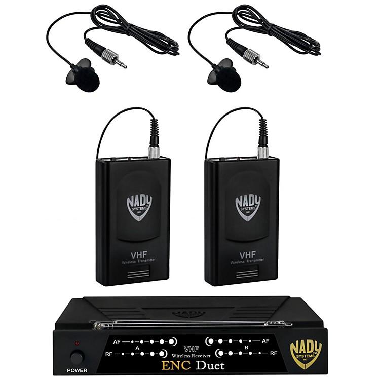 NadyEncore Duet Dual Wireless Combo System/A & F BandBand A and F