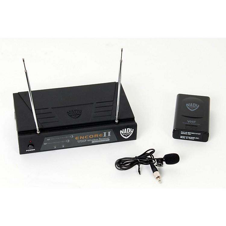 NadyEncore II LT Lavalier SystemBand A888365789811