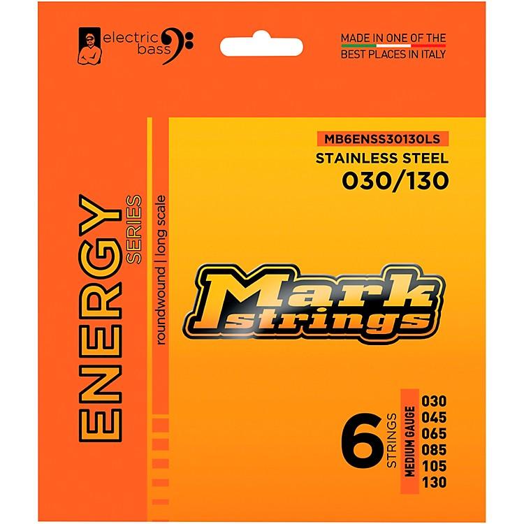 MarkbassEnergy Series Electric Bass Stainless Steel Strings(30 - 130) Medium Gauge