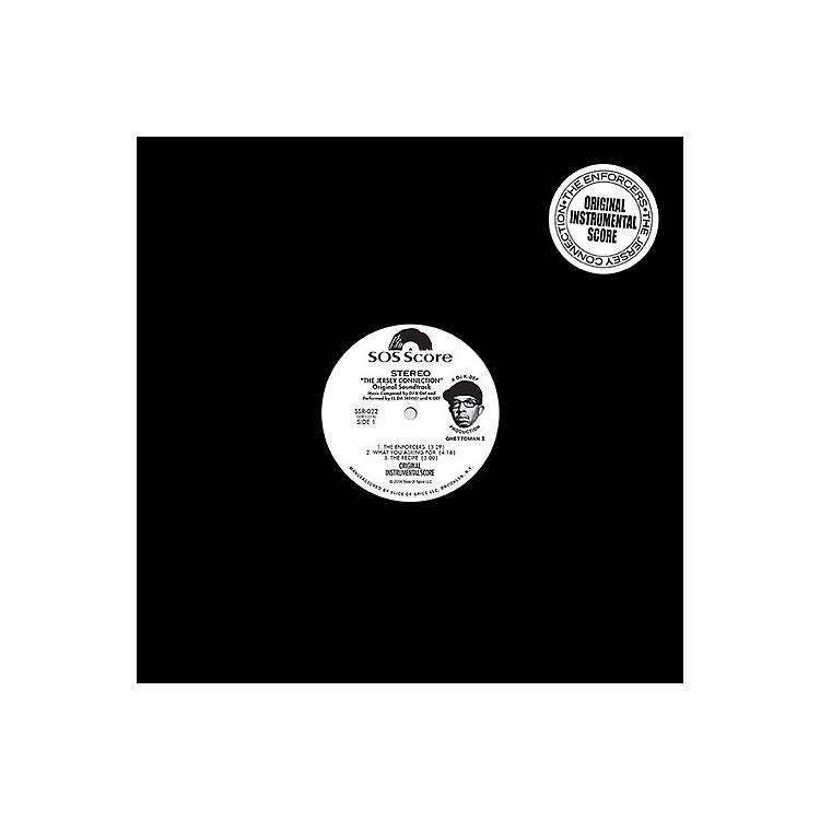 AllianceEnforcers - The Jersey Connection: Original Instrumental Score