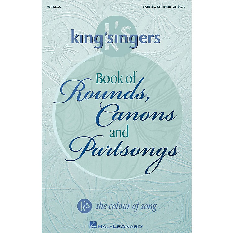 Hal LeonardEnglish Renaissance (Collection - The Colour of Song, Vol. 1) SATB A Cappella by The King's Singers