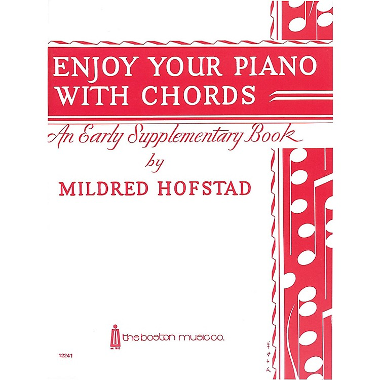 Music SalesEnjoy Your Piano with Chords Music Sales America Series
