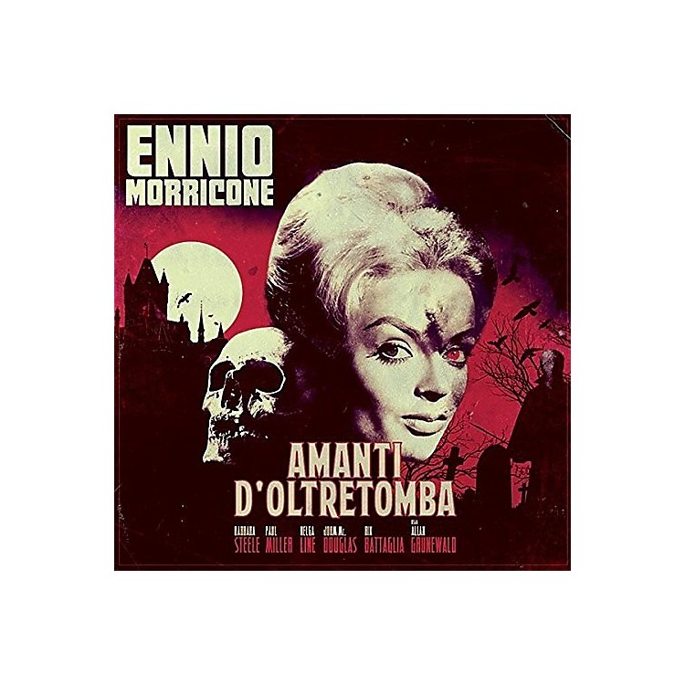 AllianceEnnio Morricone - Amanti D'oltretomba (Original Soundtrack)