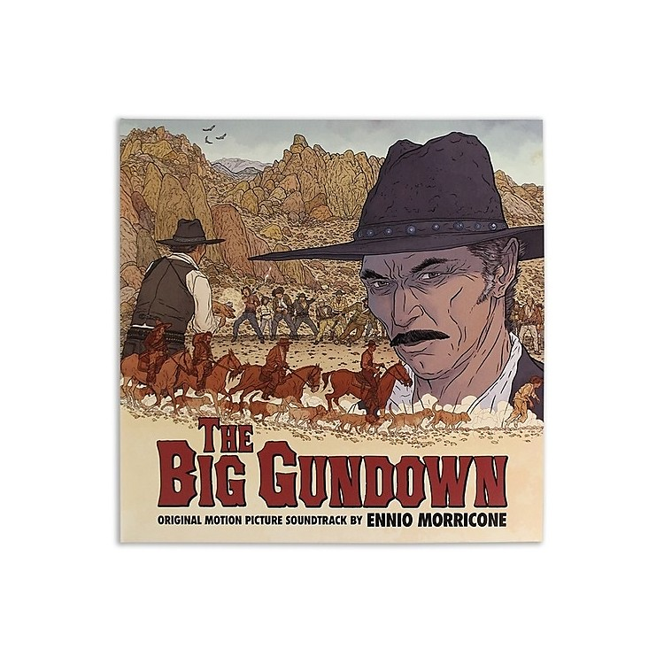 AllianceEnnio Morricone - Big Gundown (Original Soundtrack)