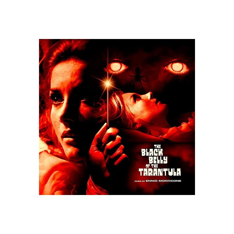 AllianceEnnio Morricone - Black Belly of the Tarantula (Original Soundtrack)