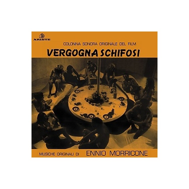 AllianceEnnio Morricone - Vergogna Schifosi (original Soundtrack)
