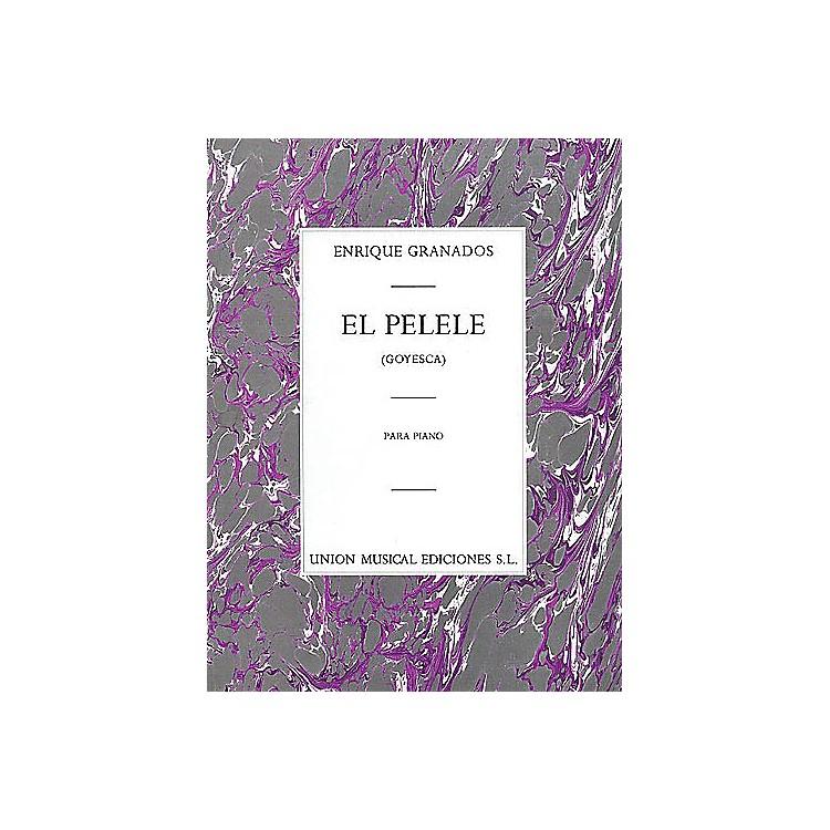 Music SalesEnrique Granados: El Pelele From Goyesca Music Sales America Series