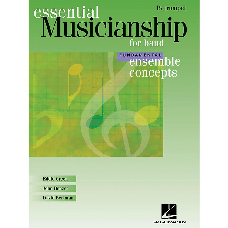 Hal Leonard Ensemble Concepts for Band - Fundamental Level Trumpet