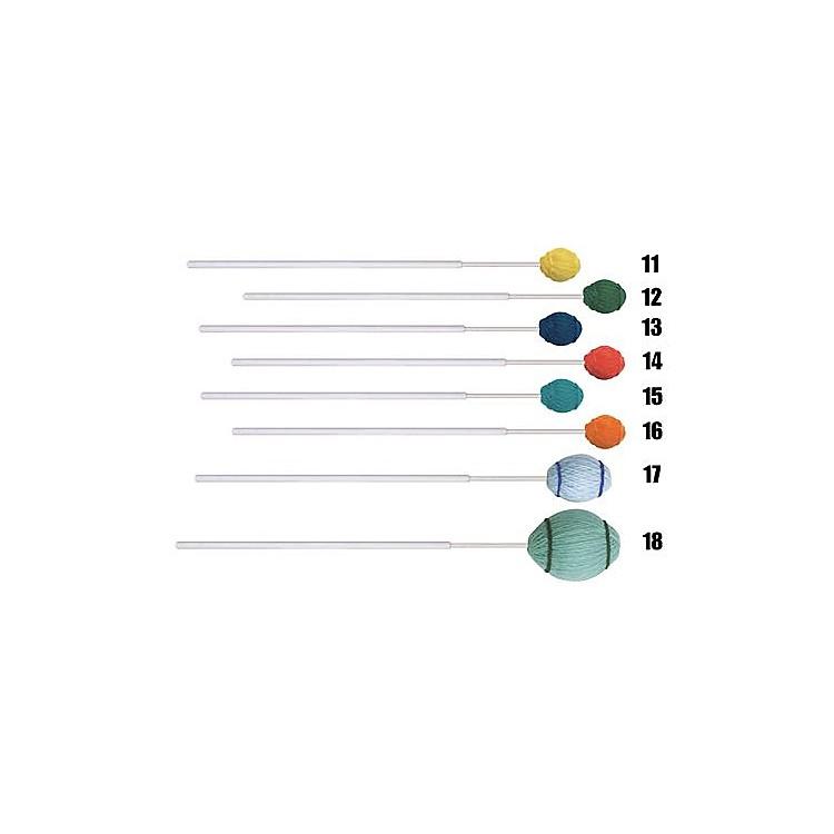 Mike BalterEnsemble Series Fiberglass Marimba Mallets13 Blue Yarn Medium