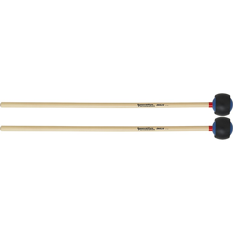 Innovative Percussion Ensemble Series Mallets HARD WITH LATEX COVER Birch