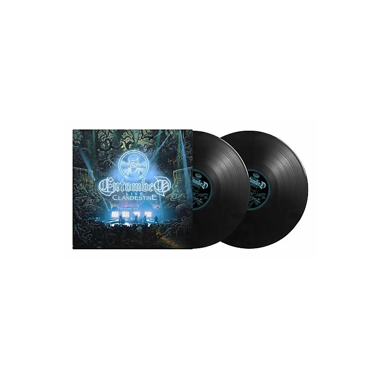 AllianceEntombed - Clandestine - Live (2lp 180gr Black + Poster)