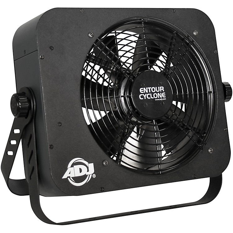 American DJEntour Cyclone Pro Distribution FanBlack