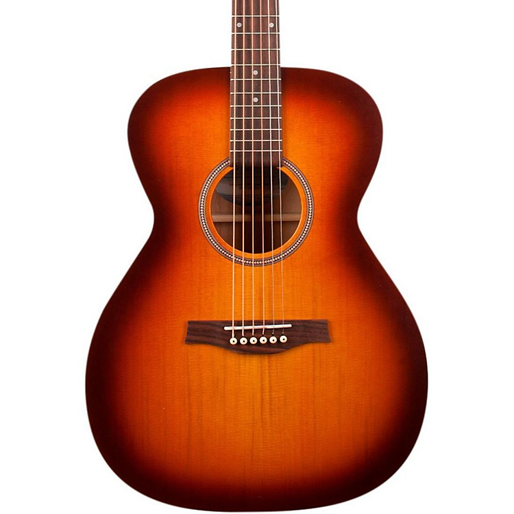 Seagull Entourage Rustic Concert Hall Acoustic-Electric Guitar