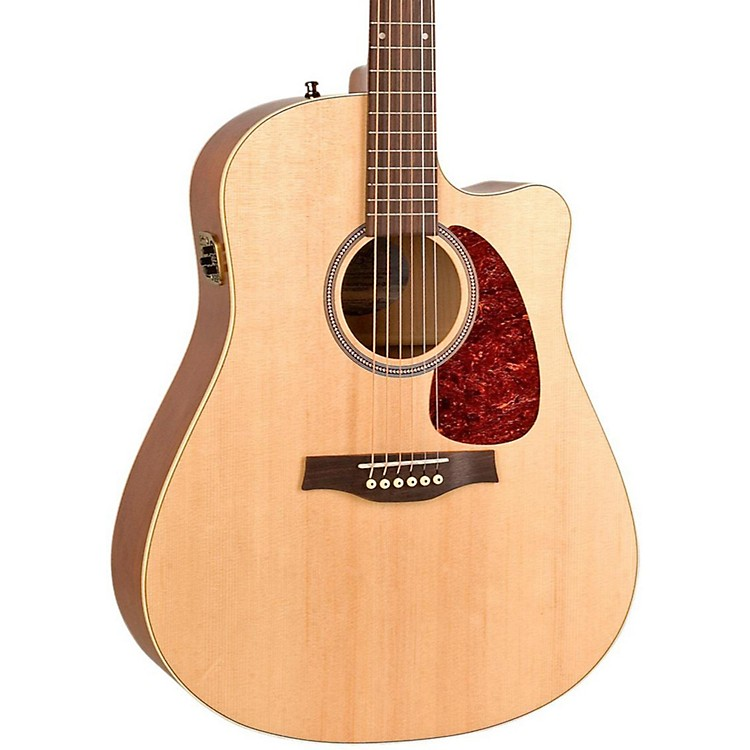 Seagull Entourage Spruce CW QI Acoustic-Electric Guitar Natural