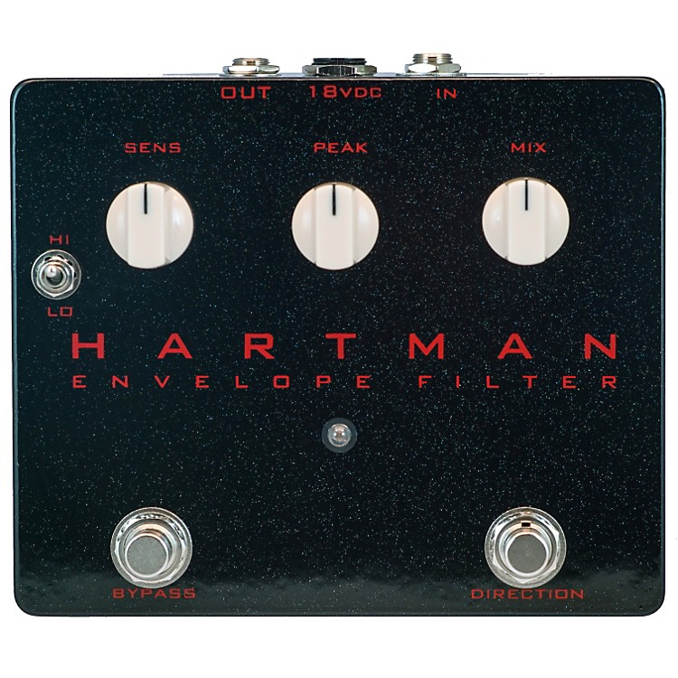 Hartman ElectronicsEnvelope Filter Guitar Effects Pedal