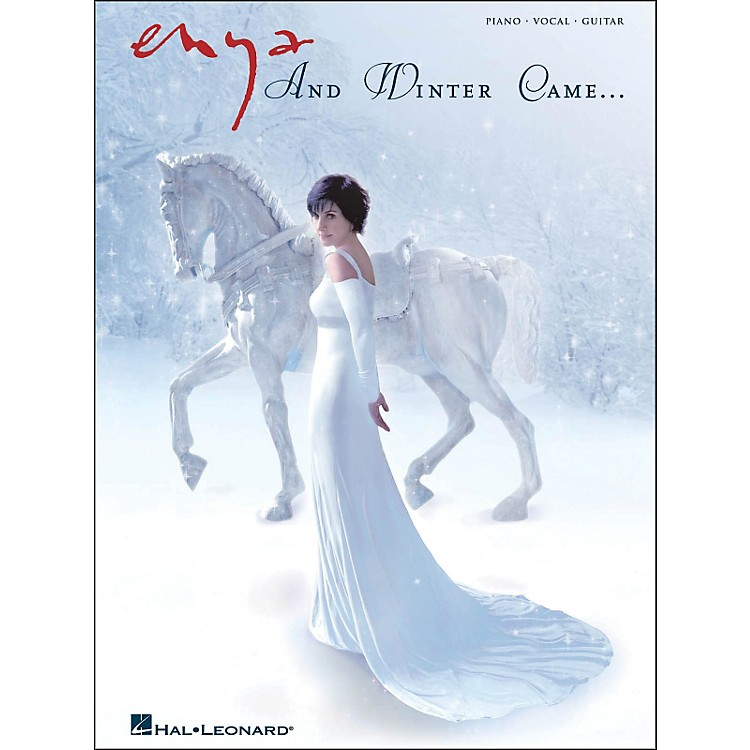 Hal Leonard Enya - And Winter Came arranged for piano, vocal, and guitar (P/V/G)