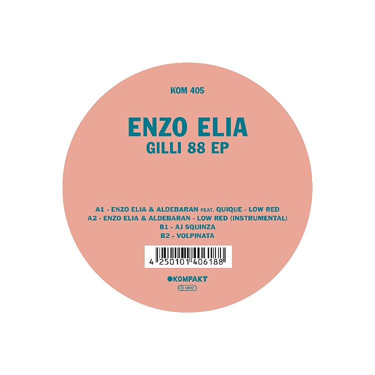 AllianceEnzo Elia - Gilli 88