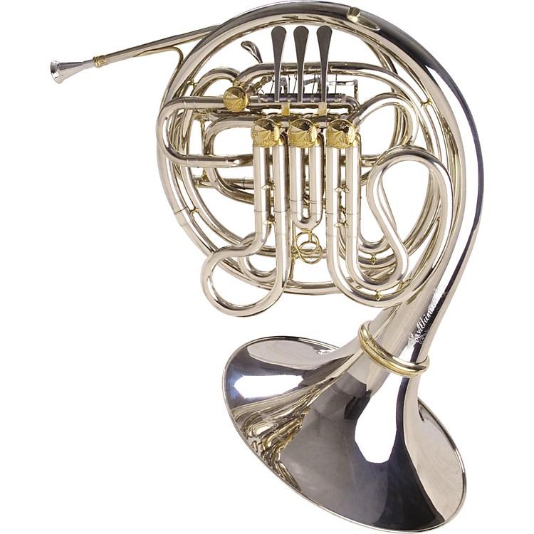 AtkinsonErfurt NN508 Nickel Silver Double Horn