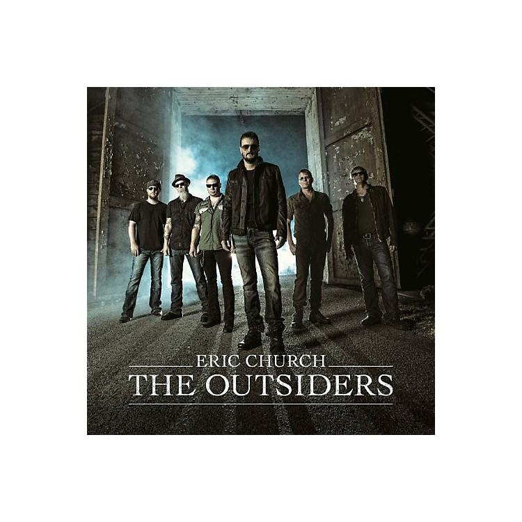 AllianceEric Church - Outsiders