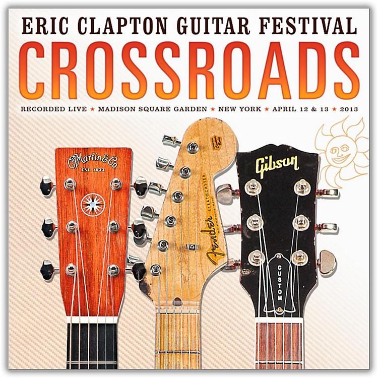 WEAEric Clapton - Crossroads Guitar Festival 2013 Vinyl LP