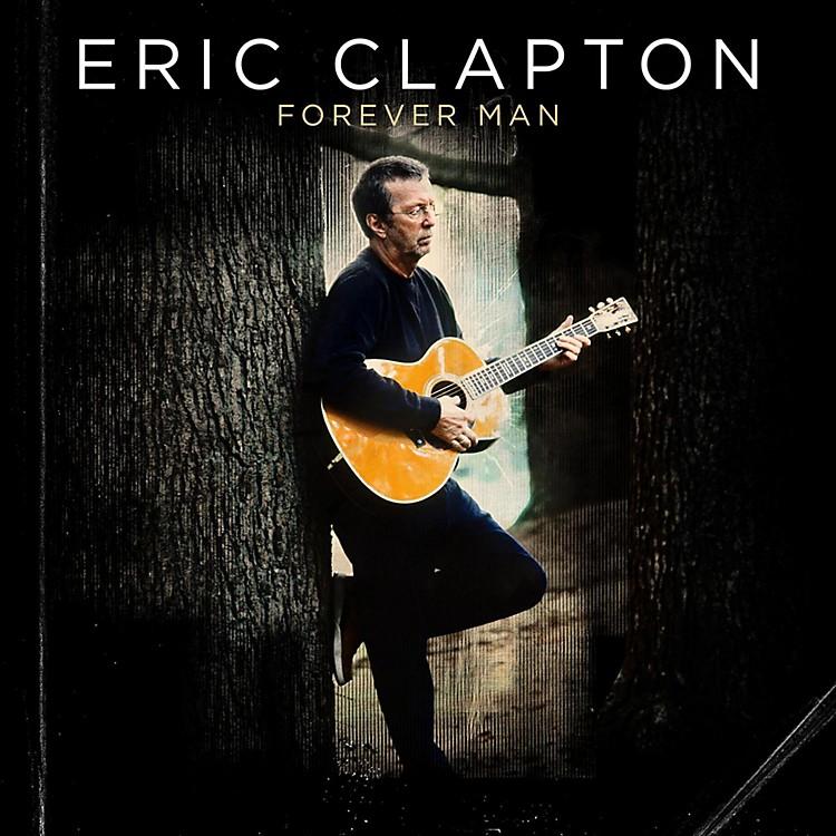 WEAEric Clapton - Forever Man Vinyl LP
